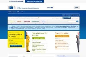 Portal público de empleo Eures