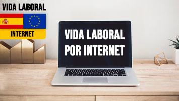 Solicitar vida laboral por internet